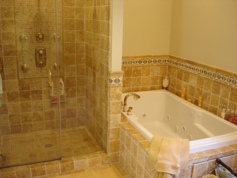 Mike Fusco Builder - These are some Excel Homes bathrooms and ...